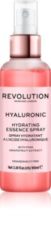 Revolution Skincare Hyaluronic Essence spray visage hydratant