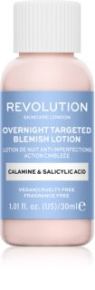Revolution Skincare Blemish Calamine & Salicylic Acid Acne Local Treatment Night