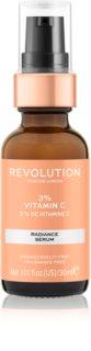 Revolution Skincare Vitamin C 3% sérum iluminador com vitamina C