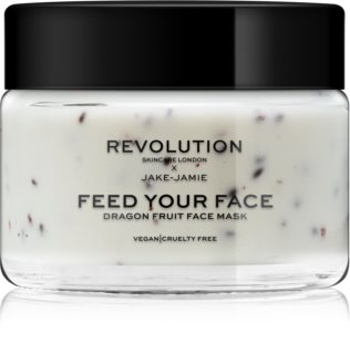 Revolution Skincare X Jake-Jamie Dragon Fruit masque apaisant visage
