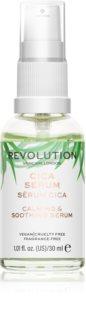 Revolution Skincare Cica beruhigendes Serum gegen das Erröten der Haut