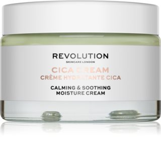Revolution Skincare Cica Moisturizing And Soothing Cream