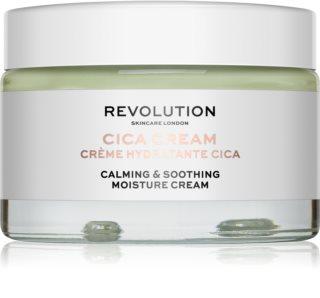 Revolution Skincare Cica хидратиращ и успокояващ крем