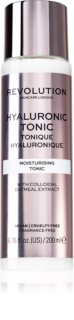 Revolution Skincare Hyaluronic Acid lotion tonique hydratante à l'acide hyaluronique