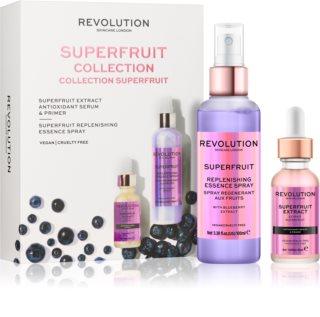 Revolution Skincare Superfruit coffret (para mulheres)