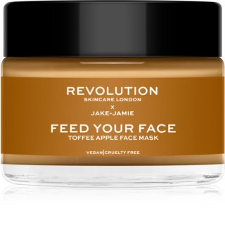 Revolution Skincare X Jake-Jamie Toffee Apple Deeply Moisturising Face Mask