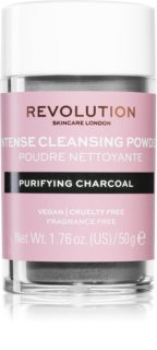 Revolution Skincare Purifying Charcoal sanfter Reinigungspuder