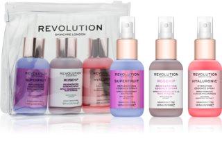 Revolution Skincare Mini Essence Hello Hydration coffret para cuidado da pele com efeito hidratante