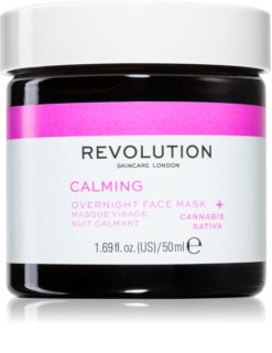 Revolution Skincare Stressed Mood erfrischende und beruhigende Maske