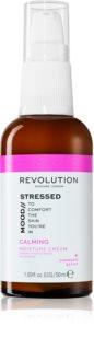 Revolution Skincare Stressed Mood Moisturizing And Soothing Cream