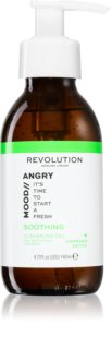Revolution Skincare Angry Mood успокояващ почистващ гел-пяна