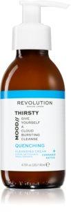 Revolution Skincare Thirsty Mood Moisturising Cream Cleanser