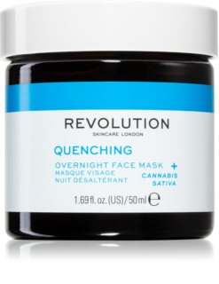 Revolution Skincare Thirsty Mood Intense Regenerating Night Mask for Dry and Dehydrated Skin