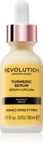 Revolution Skincare Turmeric zklidňující sérum pro mastnou pleť