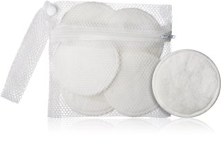 Revolution Skincare Reusable Pads tampoane cosmetice pentru demachierea și curățarea tenului