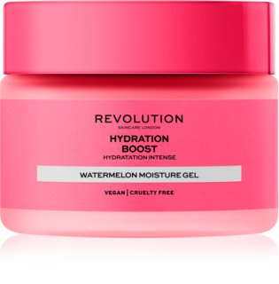 Revolution Skincare Boost Hydrating Watermelon хидратиращ гел крем