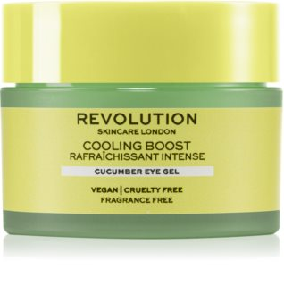 Revolution Skincare Boost Cooling Cucumber Moisturizing Eye Cream