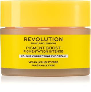 Revolution Skincare Boost Pigment Anti-Wrinkle Eye Cream for Dark Cirlces