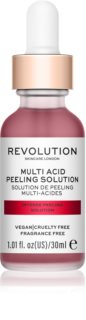 Revolution Skincare Multi Acid Deep Cleansing Peeling With AHA Acids