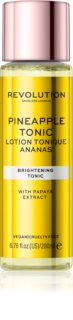 Revolution Skincare Pineapple lotion tonique illuminatrice