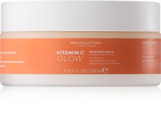 Revolution Skincare Body Vitamin C (Glow) Kirkastava Kosteuttava Voide Vartalolle
