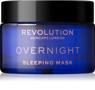 Revolution Skincare Overnight máscara revitalizadora para a noite para a renovação da pele