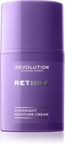 Revolution Skincare Retinol стягащ нощен крем против бръчки
