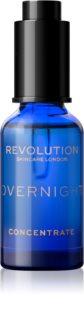 Revolution Skincare Overnight Regenererande serum för natten