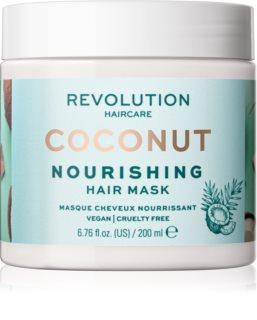 Revolution Haircare Hair Mask Coconut Ravitseva Naamio Hiuksille