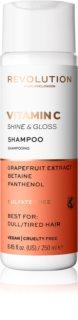 Revolution Haircare Skinification Vitamin C Virkistävä Hiustenpesuaine Kosteuttamiseen Ja Kiiltoon