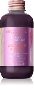 Revolution Haircare Tones For Blondes tónovací balzam pre blond vlasy