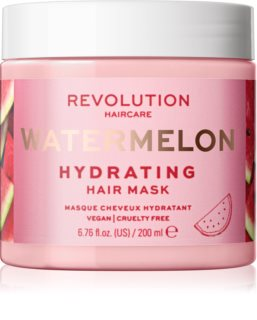 Revolution Haircare Hair Mask Watermelon Kosteuttava Hiusnaamio