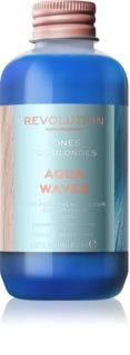 Revolution Haircare Tones For Blondes baume teinté pour cheveux blonds