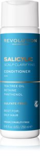 Revolution Haircare Skinification Salicylic Puhdistava Hoitoaine Rasvoittuville Hiuksille