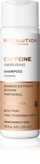 Revolution Haircare Skinification Caffeine Hiustenlähtöä Ehkäisevä Kofeiinia Sisältävä Hiustenpesuaine Lisääntyneeseen Energiantarpeeseen