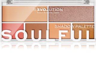Revolution Relove Colour Play Øjenskygge palette