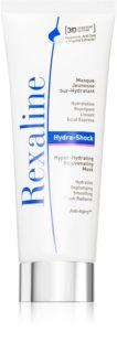 Rexaline 3D Hydra-Shock интензевна изпълваща и хидратираща гел маска за нормална към суха кожа