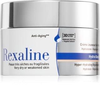 Rexaline 3D Hydra-Dose Nutri попълващ овлажняващ крем за много суха кожа