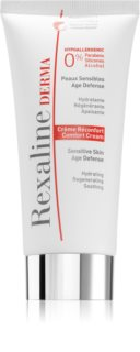 Rexaline Derma Comfort Cream успокояващ крем за чувствителна и нетолерантна кожа