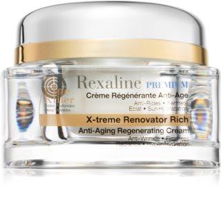 Rexaline Premium Line-Killer X-Treme Renovator Rich дълбоко възстановителен крем с анти-бръчков ефект