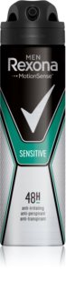 Rexona Sensitive Antitranspirant-Spray 48h