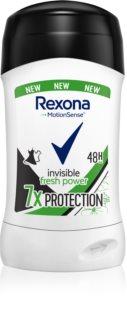 Rexona Invisible Fresh Power anti-transpirant solide effet 48h