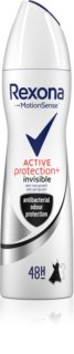 Rexona Active Protection+ Invisible antiperspirant ve spreji pro ženy