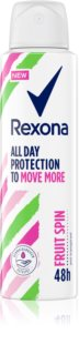 Rexona All Day Protection Fruit Spin izzadásgátló spray