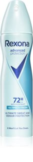 Rexona Advanced Protection Ultimate Fresh spray anti-perspirant 72 ore