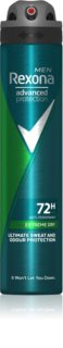 Rexona Advanced Protection Extreme Dry antiperspirant v spreji pre mužov