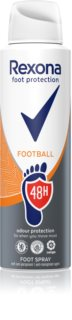 Rexona Football spray deodorante per i piedi