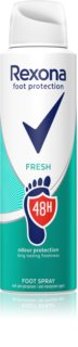 Rexona Foot Protection Fresh spray deodorante per i piedi