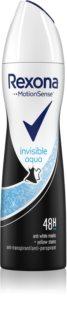 Rexona Invisible Aqua antyprespirant w sprayu