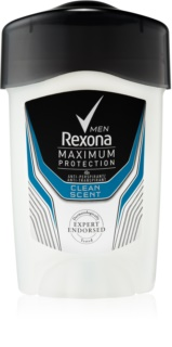 Rexona Maximum Protection Clean Scent kremasti antiperspirant